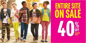 Childrensplace Com Extra 40 Off Free Shipping Sitewide