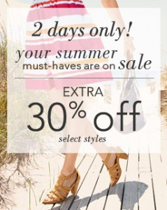 30 Off Summer Must Haves At Easy Spirit